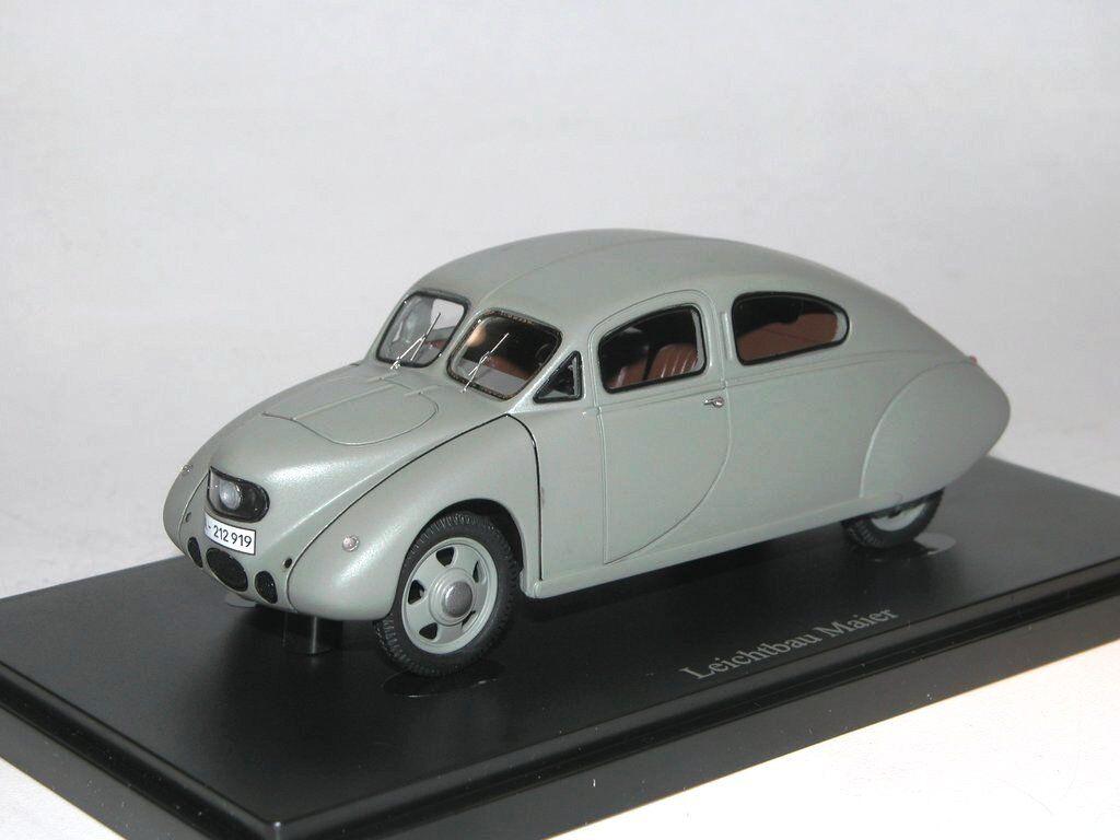 Autocult modelle 06013 leichtbau maier berliner prototyp baujahr 1935 über 1   43