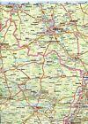 KUNTH FlexiMap Belgien 1 : 300 000 (2012, Mappe)