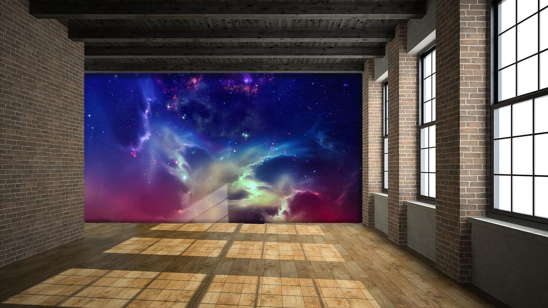 3D Die form des himmels 4656 Fototapeten Wandbild Fototapete BildTapete Familie