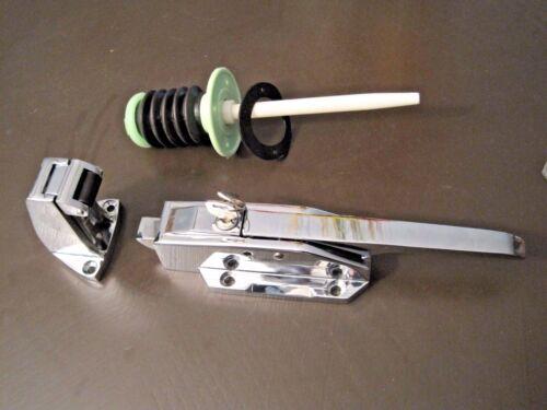 Walk-In Cooler or Freezer Door Handle & Latch
