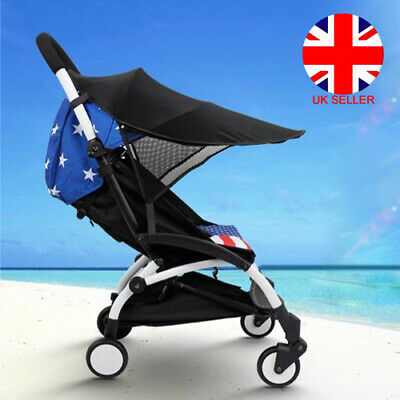 Mamas /& Papas Sunshade Blue Universal Sleep Shade Pushchairs Boys Buggy Cover