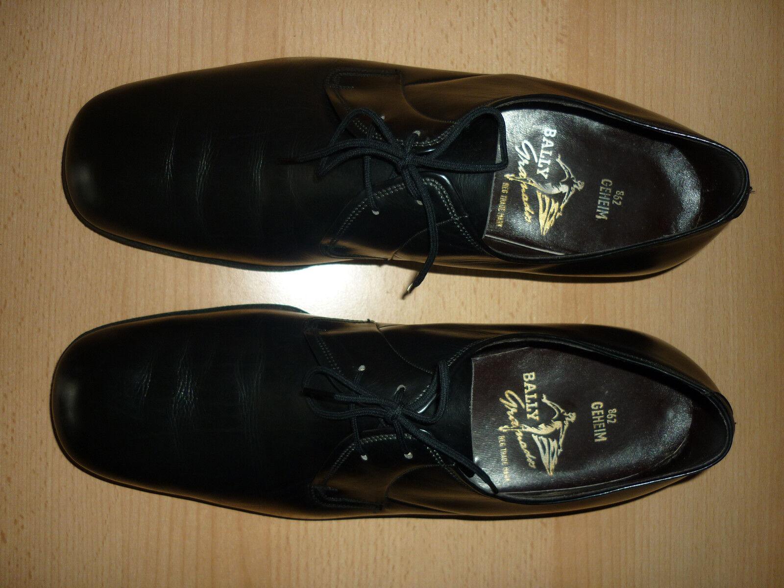 42, 8, Gr. Schuhe, Business Herren Granados Bally Echt Gr