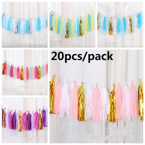 Shower-Hanging-Banners-Wedding-Decoration-Tissue-Paper-Tassel-Party-Garland