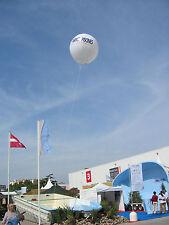 Ballon 2 metres de diametre helium air publicité publicitaire NEUF publicité