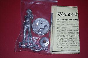 Benassi-039-s-95-3-Medieval-034-Hand-Gunner-034-15th-C-1469-Scala-100mm