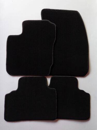 Fußmatten für Ford Tourneo Connect Bj.2007-2014 Velours schwarz NEU