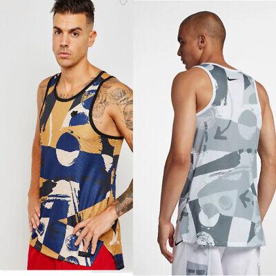 Nike Men/'s KD Durant Hyper Elite Basketball Tank Top Jersey Shirt 926264 043
