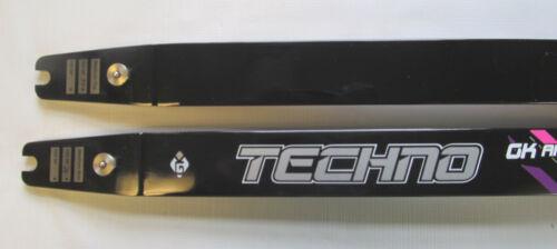GK Archery Techno ILF wood /& fiberglass limbs