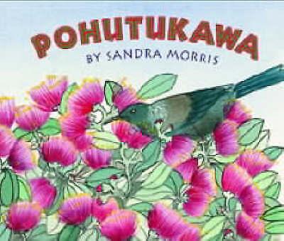Very Good, Pohutukawa, Morris, Sandra, Book