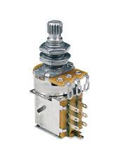 Poti heavy duty Potentiometer 500 kOhm A göldo Push//Pull