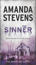 The Sinner~The Graveyard Queen, by Amanda Stevens (paperback)