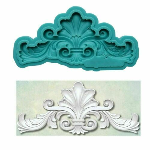 Flower Silicone Mould Sugarcraft Fondant Mold Gumpaste Cake Decorating Tools