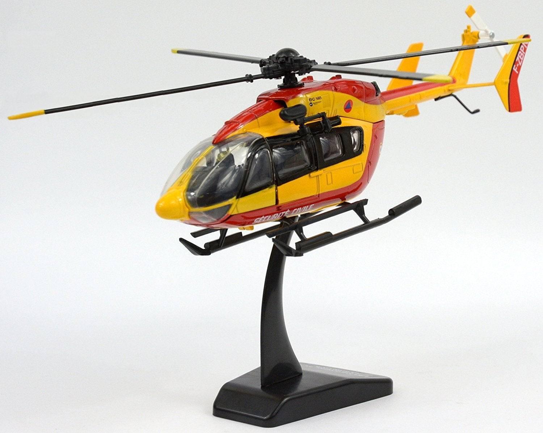 Modell Hubschrauber Hubschrauber Hubschrauber Ec-145 Sicherheit Civile Au 1 43 Ec145 Feuerwehr 4cf4b2