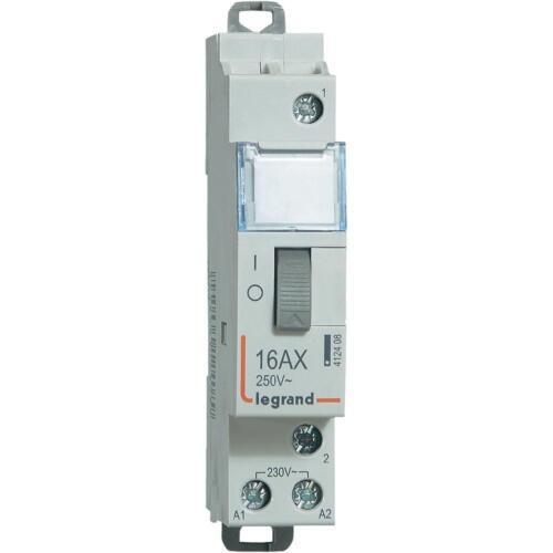 telerupteur Neuf destockage contacteur Disjoncteurs legrand 10A 16A 20A 32A 2A