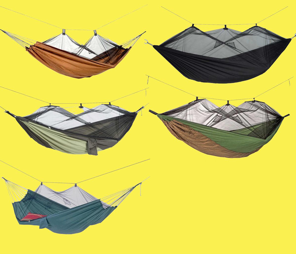 Zanzara Traveller Pro Jungle Tent EXTREME Thermo ADVENTURE zanzara Amaca