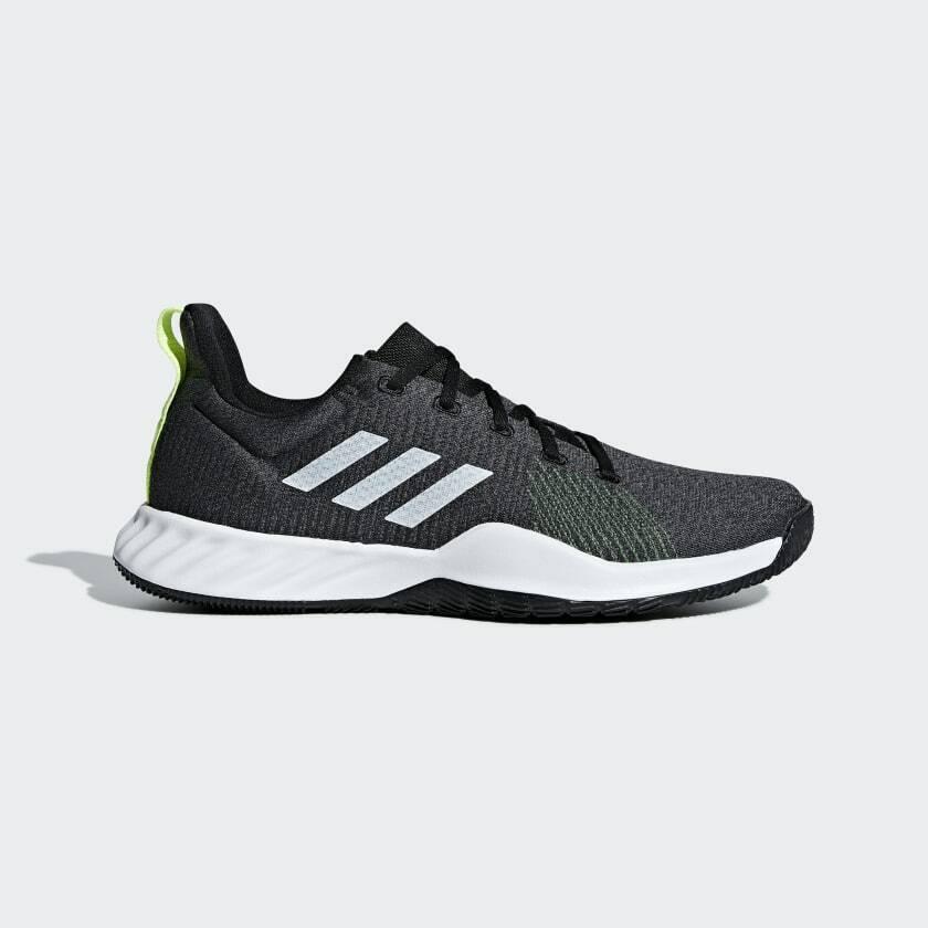 Men's Adidas SOLAR LT TRAINERS Shoes UK 8 Hi Res Yellow