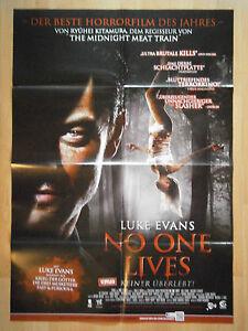 Filmposter-034-No-One-Lives-Keiner-ueberlebt-034-mit-Luke-Evans-NEU