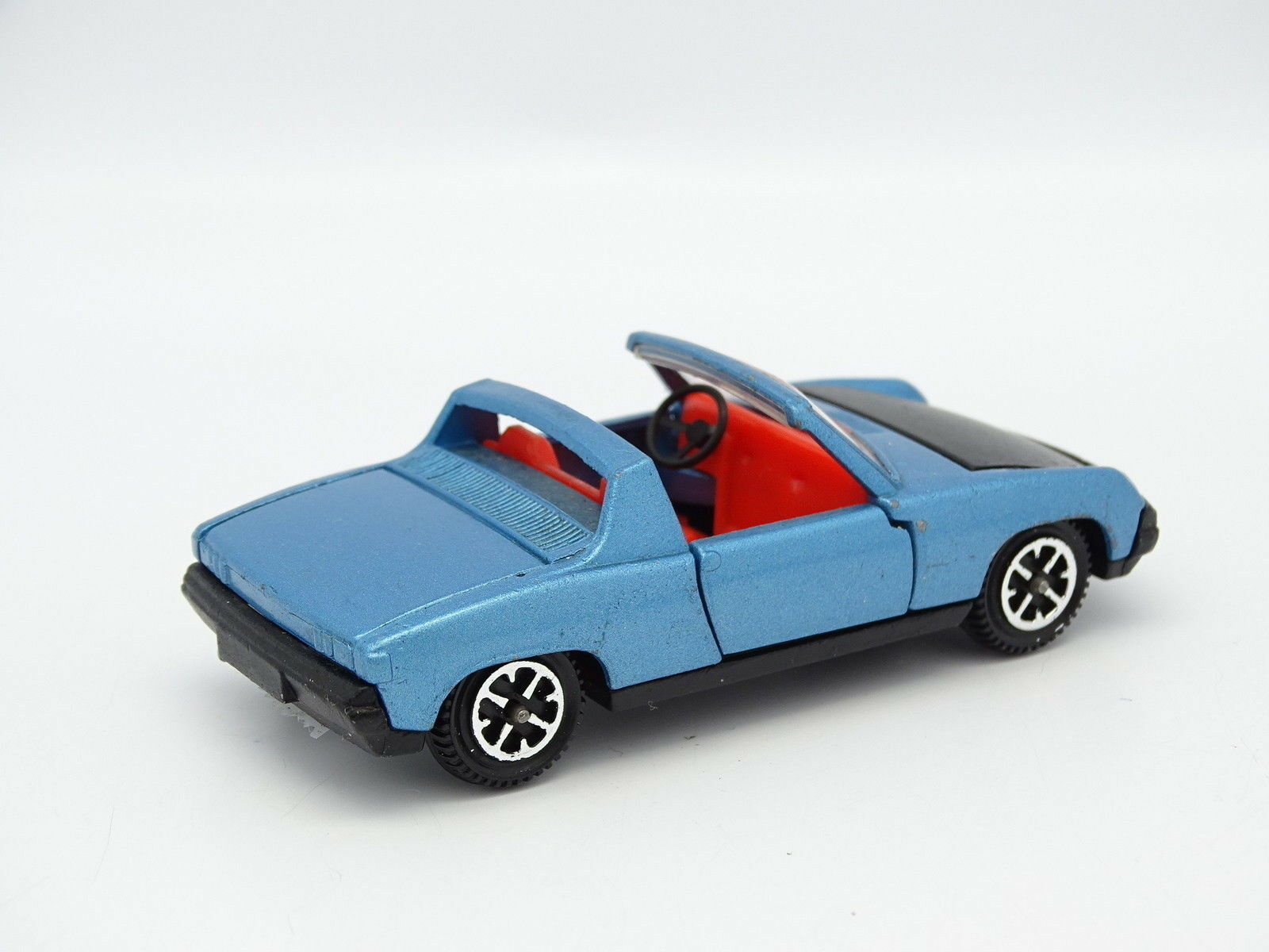 Dinky Spielzeug GB SB 1 1 1 43 - porsche 914 blue 21161e