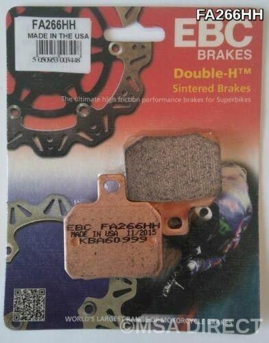 EBC Sintered REAR Brake Pads Fits APRILIA RSV4 1100 FACTORY / RR (2019 to 2021)