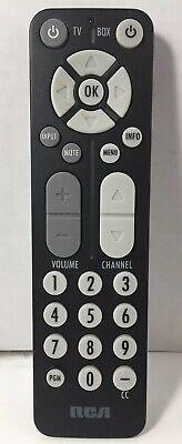New RCA Digital Converter Box Remote Control RC27A TV for  DTA800B1 B1L