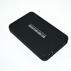 Image Is Loading Wireless Wifi Hdd Enclosure 2 5 Inch Usb