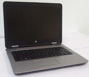 NOTEBOOK PC HP PROBOOK 645 G2 AMD A6-8500B 8GB SSD256GB LAPTOP WIN 10 P
