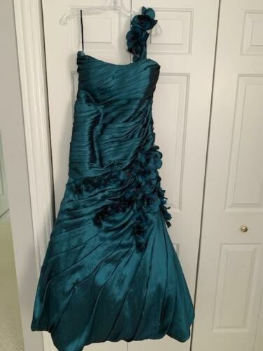 Montage Ball Gown Size 14