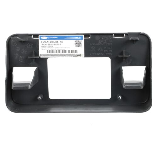 1997-1998 Ford F150 F250 Expedition Front License Plate Bracket OEM NEW Genuine