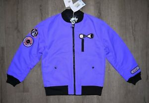 2009-vintage-P-A-M-PAM-Bomber-Jacket-MA-1-Made-In-Japan-Purple-sz-M