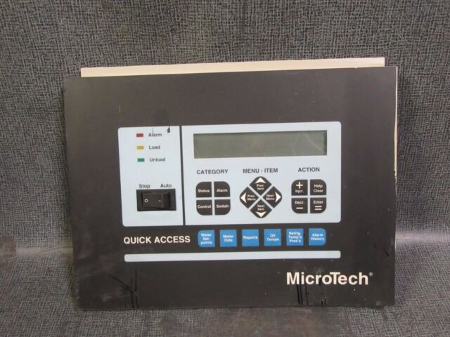 Mcquay chiller microtech quick access hmi display controller mcquay chiller microtech quick access hmi display controller 735030433 warranty asfbconference2016 Choice Image