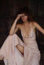 The Jetset Diaries Byzantine Maxi Dress Blush Size M NWT