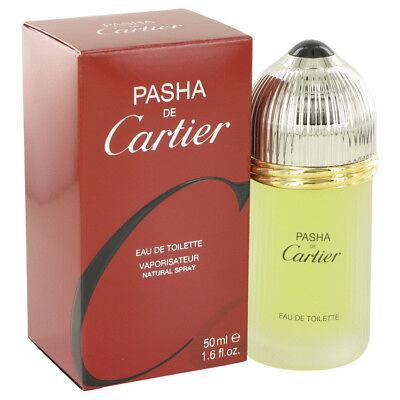 Pasha De Cartier Cologne By CARTIER FOR MEN 1.6 oz Eau De
