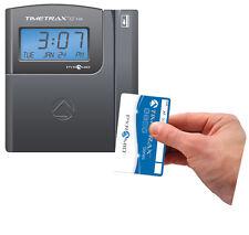 Ttez Serialusb Swipe Card Time Clock System