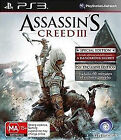 Assassin's Creed III -- Special Edition (Sony PlayStation 3, 2012)