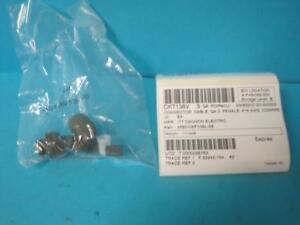 Brand-New-ITT-Cannon-Electric-3-Pin-Female-Cable-Connector-MS3106f1SLl-3S