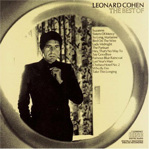 Leonard Cohen - Best of [New CD]