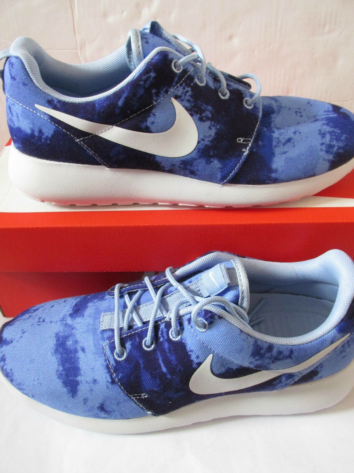 nike rosherun print mens sneaker running trainers 655206 415 sneaker mens shoes 404d4d