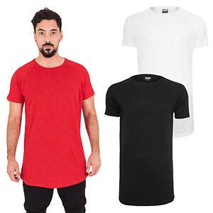 780fecba70a5 Urban Classics T-Shirt extra Lang Shirt Tee oversize Slub Raglan ...