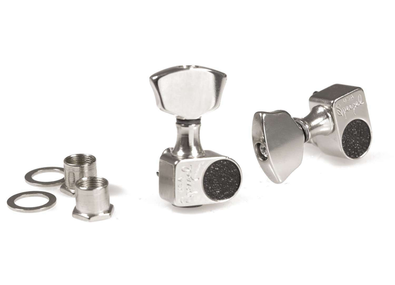 Genuine Sperzel USA Solid Pro 3x3 Chrome Plated tuners - Auth Dealer NEW