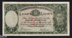 Australia-R-29L-1938-1-Pound-Sheehan-McFarlane-Last-Prefix-P-76-aVF