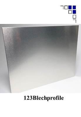 Aluminium Blech 1 bis 5mm  Platte Blechzuschnitt Aluminiumblech Glattblech