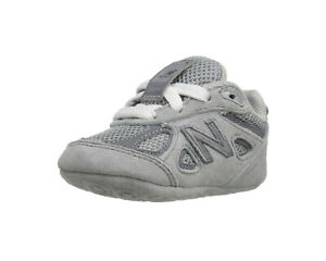 timeless design f6c94 3016d Details about New Balance 990 Crib Shoes KJ990GLC Wide Width - Gray/White