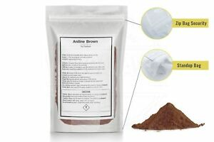 Aniline-Dye-Powder-Alcohol-Water-Soluble-Brown-Colour-120g