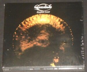 Greenslade Spyglass Guest Uk 2 Cd New Sealed Reissue Remastered Digipak Booklet 5013929474741 Ebay