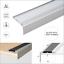 Aluminium-Stair-Nosing-Edge-Trim-Step-Nose-Edging-Nosings-For-Carpet-Wood-A38 thumbnail 7