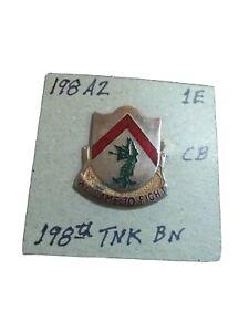 198th-Tank-Battalion-Crest-DUI-DI-Clutchback-1E