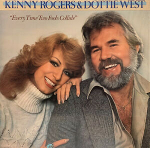 Kenny Rogers & Dottie West - Every Time Two Fools Collide ...