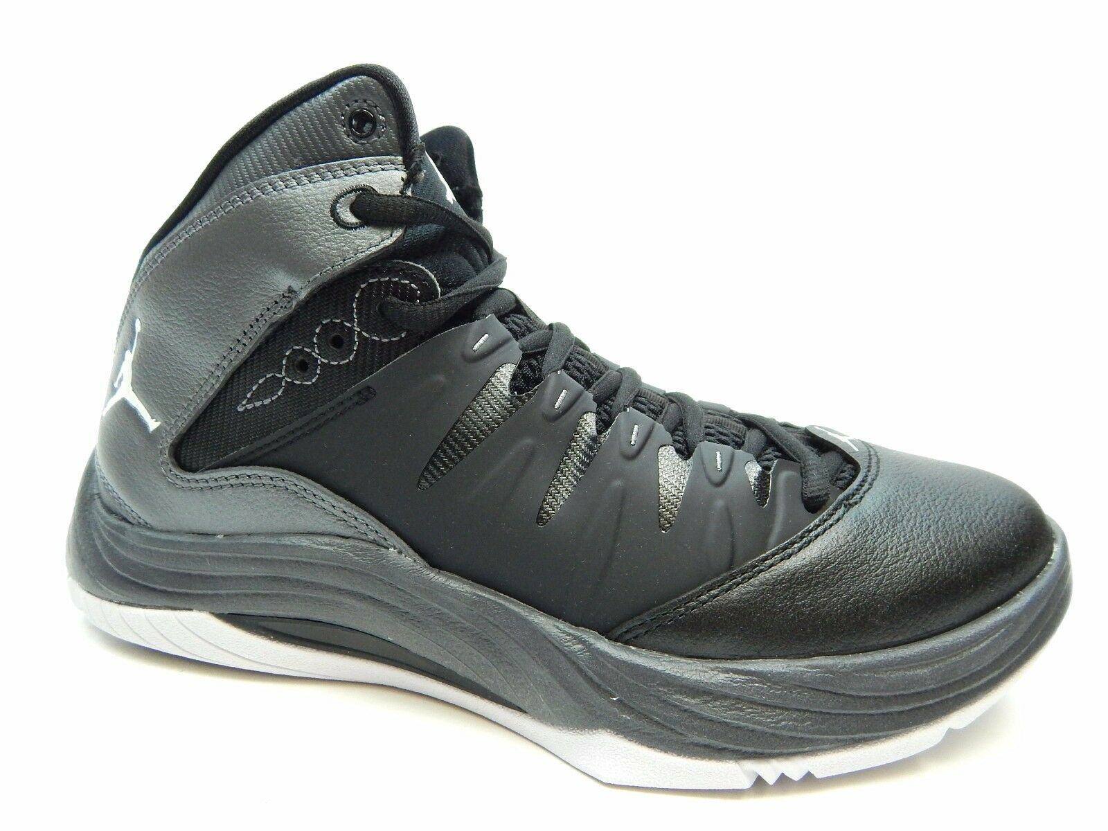 JORDAN PRIME.FLY BLACK WHITE DARK GREY MEN SHOES SIZE 7, 7.5 & 13.5 New shoes for men and women, limited time discount