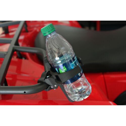 Drink Holder for UTV ATV Motorcylce Mount Grab Rail Cup Holder Beverage Holder