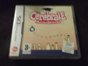Cerebrale-Academie-Nintendo-DS-complet-de-sa-notice